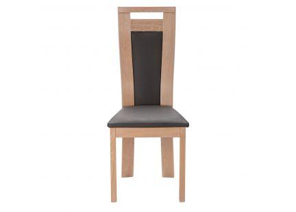 LIZO - Chaise en chêne massif