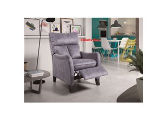 CAMBODGE - Fauteuil Relax Manuel