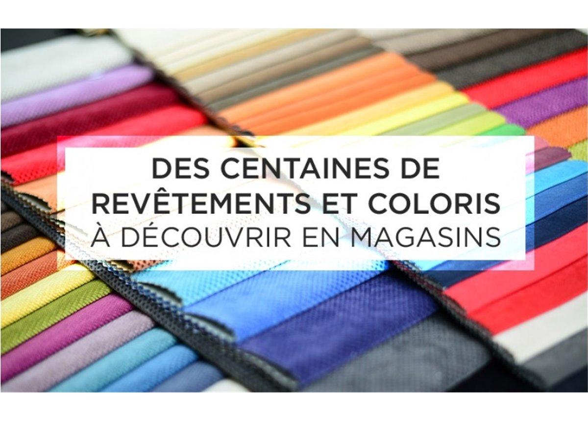 gerardmer banquette clic clac matelas bultex en tissu balpes. Black Bedroom Furniture Sets. Home Design Ideas