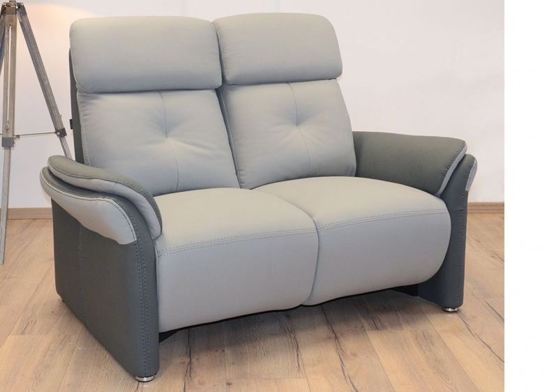 ESPRIT - Canapé 2 places Fixe en Tissu