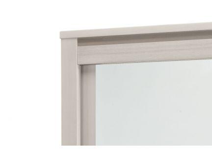 OUESSANT - Canapé 3 places Fixe avec tablette  En Tissu de qualité