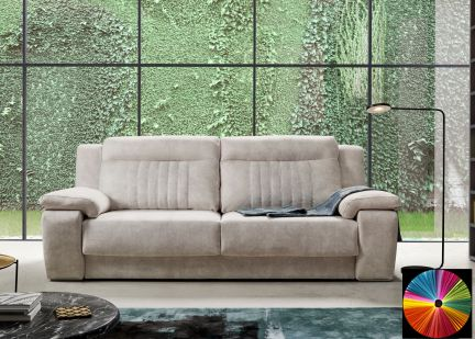 EXPERIENCE Fauteuil Relax Electrique 100% Cuir de luxe
