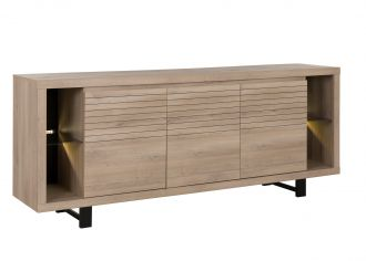 CLAY - Meuble TV avec un tiroir