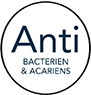 Anti-Acarien Anti-Bacterien